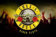 Großartiger Rock Soundtrack beim Guns N' Roses Slot