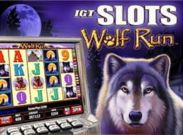 IGT Slot Wolf Run