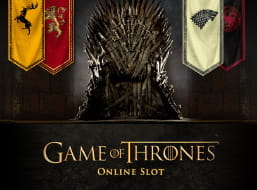 Microgaming Slot Game of Thrones mit 243 Gewinnlinien