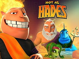 AllSlots Microgaming Slot Hot as Hades