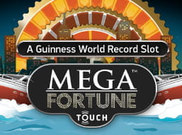NetEnts Rekord Jackpot Slot Mega Fortune