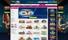 Die Webseite für alle William Hill Games