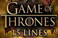 Game of Thrones 15 Lines Slot von Microgaming