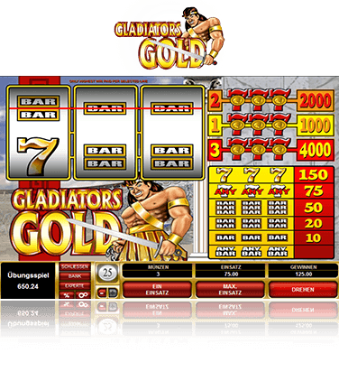 Microgaming Gladiators Gold Spiel