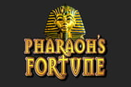 Pharaohs Fortune Slot von Microgaming