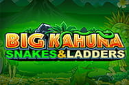 Big Kahuna Snakes & Ladders Slot von Microgaming
