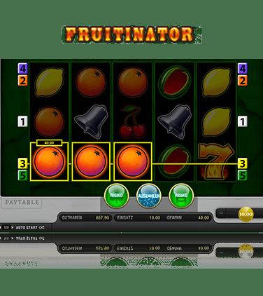 Fruitinator Kostenlos