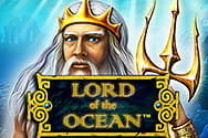Lord of the Ocean Slot von Novoline