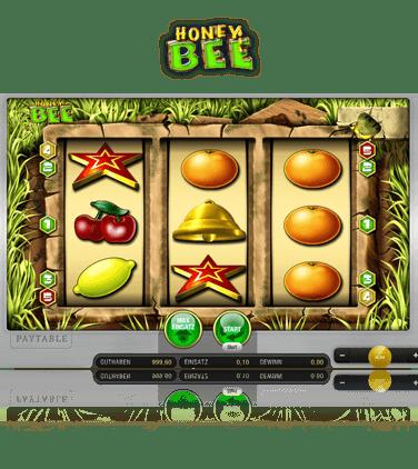 Honey bee spielautomat übersicht und erfahrungen
