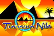 Treasure Nile Slot von Microgaming