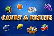 Candy & Fruits Slot von Merkur