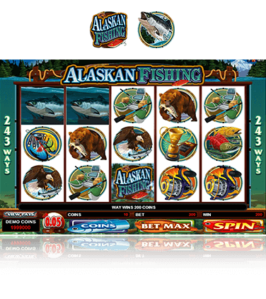 Microgaming Alaskan Fishing Spiel