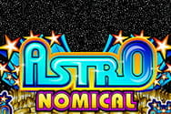 Astronomical Slot von Microgaming