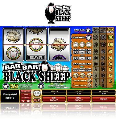 Bar Bar Black Sheep Spiel