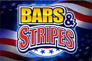 Bars & Stripes Slot von Microgaming