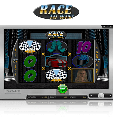Merkur Race to Win Spiel