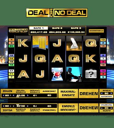 Deal Or No Deal Online Spielen Kostenlos