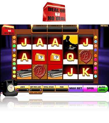Deal or no Deal UK Spiel