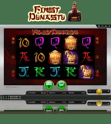 Dynasty Spiel