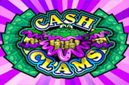 Cash Clams Slot von Microgaming