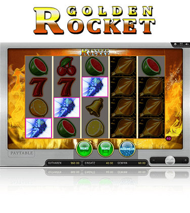 Spiele Golden Rocket - Video Slots Online