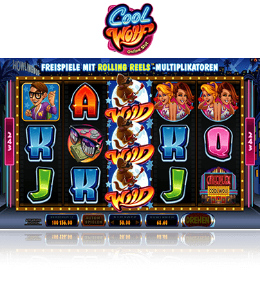 Microgaming Cool Wolf Spiel
