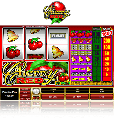Microgaming Cherry Red Spiel