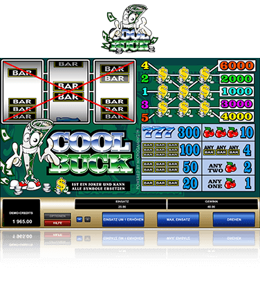 Microgaming Cool Buck Spiel