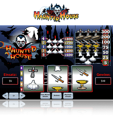 Haunted House Spiel