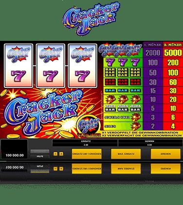 Spiele Cracker Jack - Video Slots Online