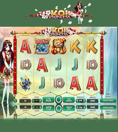 Spiele Koi PrinceГџ - Video Slots Online