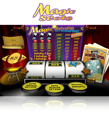 Magic Slots Spiel