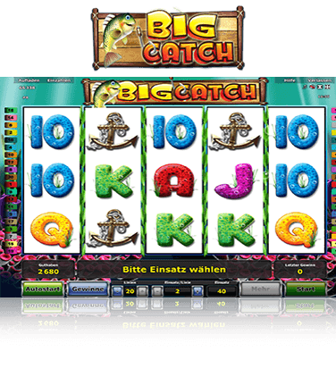 Big Catch Spiel