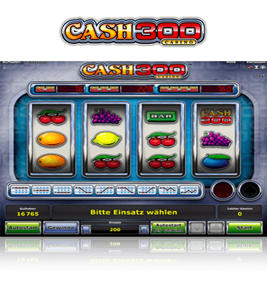 Spiele Cash 300 Casino - Video Slots Online