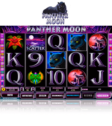 Panther Moon Spiel
