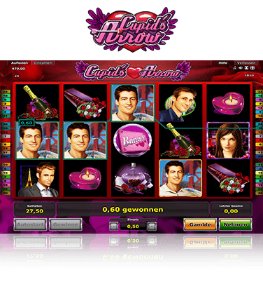 Cupids Arrow Spiel