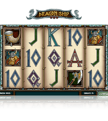 Dragon Ship Spiel