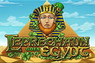 Leprechaun goes Egypt Slot von Play'n GO