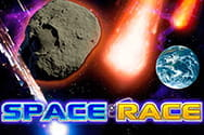 Space Race Slot von Play'n GO
