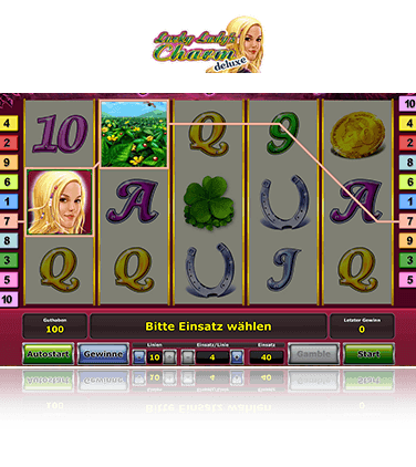 Lucky Lady's Charm Deluxe Gratisspiel