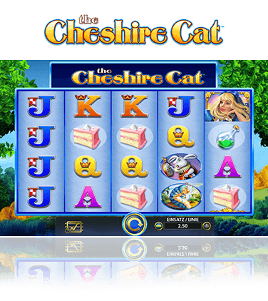 The Cheshire Cat Spiel
