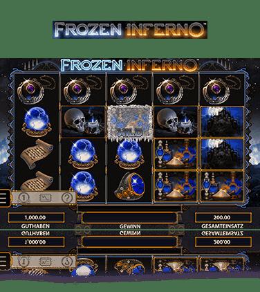 Spiele Frozen Inferno - Video Slots Online