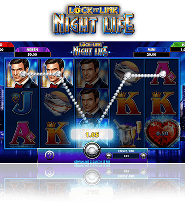 Lock It Link Night Life Spiel