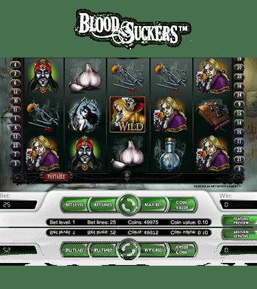Bloodsuckers Slot