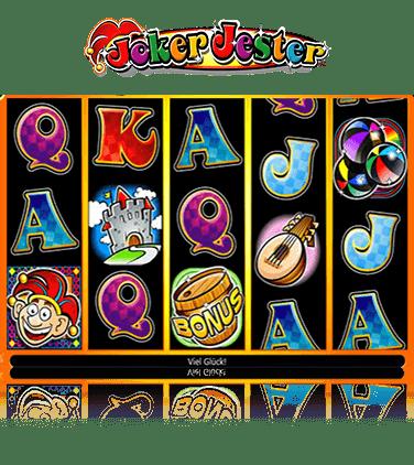 Spiele Joker Jester / Scratch - Video Slots Online