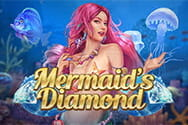 Mermaid's Diamond Slot von Play'n GO