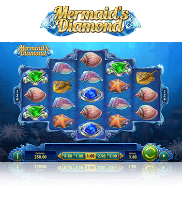 Mermaid's Diamond Spiel.