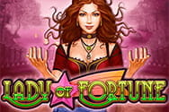 Lady of Fortune Slot von Play'n GO