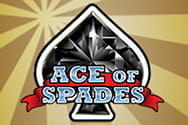 Ace of Spades Slot von Play'n GO