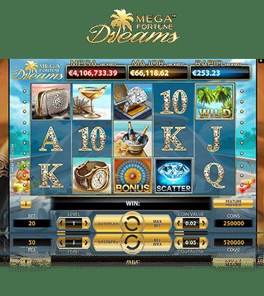 Spiele Dreams Of Fortune - Video Slots Online